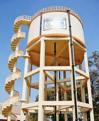 Water Tank Construction Services In India