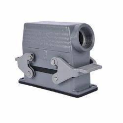 Aluminium 16 Pin Industrial Connector