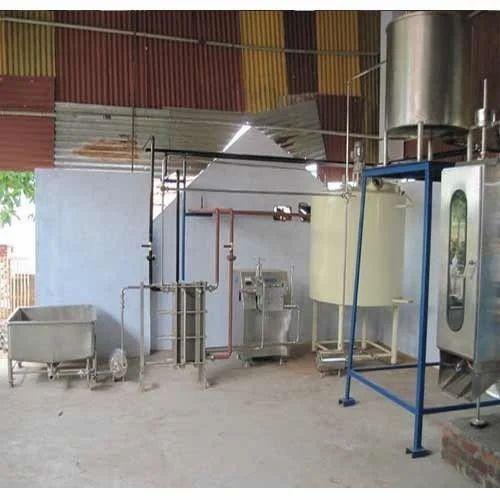 200 Kw Mini Dairy Plant Capacity 250 Litres Id 8978275491