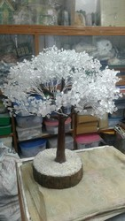 Semi Precious Stone Mix Colour Gemstone Trees