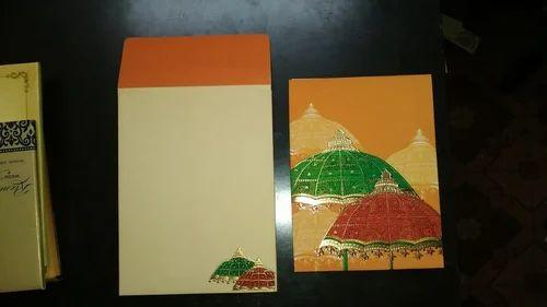 Manufacturer of wedding card wedding card by amantran cards jaipur wedding card stopboris Choice Image