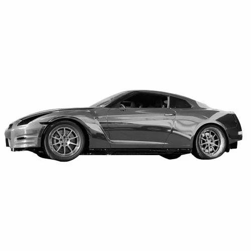 Black Chrome Car Wrap At Rs 35000 Roll Vinyl Vehicle Wraps Id