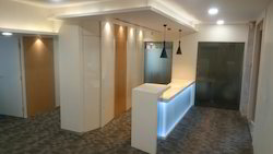 Commercial Interior Designers Services