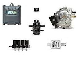 Lovato LPG Gas Car Sequential Kit