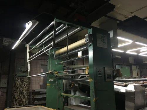 Printing Machines - Used Flat Bed Printing Machine Importer from Gurgaon