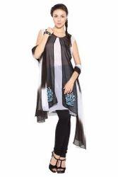 Latest Designer Casual Party Wear Long Dress Long Kurti