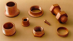Copper Machined Parts