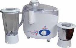 Plastic Bajaj Majesty JMG 450 W, For Wet & Dry Grinding, Capacity: 2 Jars