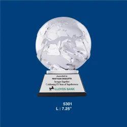 Round Trophy