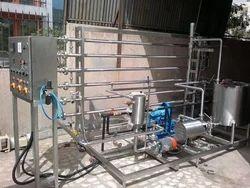 VED ENGINEERING Juice Pasteurizer, Capacity: 500lph-5000lph