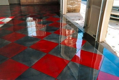 Metallic Epoxy Flooring At Rs 250