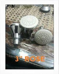 Rose Three Inchi Shower