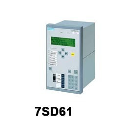 Siprotec 7sd61 Cable Differential Siemens Protection Relay