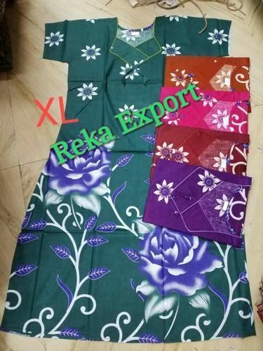 e7f27a1eec Cotton Full Length Nighties, Rs 150 /piece, Reka Export | ID ...