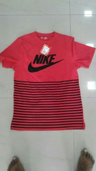 Nike Round Neck Half Sleeves T Shirt