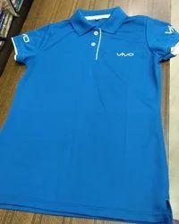 Unisex Full Sleeves Employee T Shirts, Size: Small