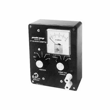 Ba185 current transformer burden ammeter megger mumbai id ba185 current transformer burden ammeter publicscrutiny Gallery