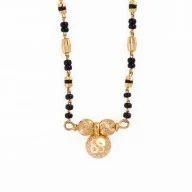 Gold Designer Mangalsutra