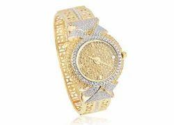 Gold Designer Watche