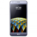 LG X Cam K580I Smart Phone Titan Silver