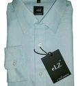 Taye Fashions Blue Linen Casual Shirt