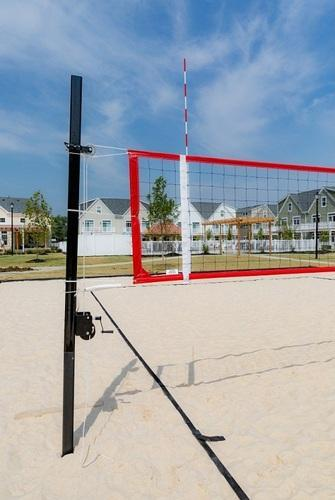 Volleyball Poles Volleyball Pole Manufacturer From New Delhi