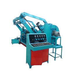 Pneumatically Controlled Double Profile Corrugation Machine