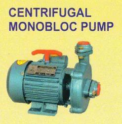 Petece Enviro Engineers Cast Iron Centrifugal Monoblock Pump Set