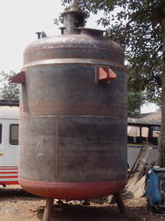 Mild Steel Reactor With Jacket