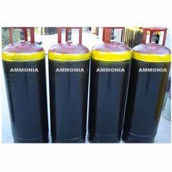 Empty Ammonia Gas Cylinder