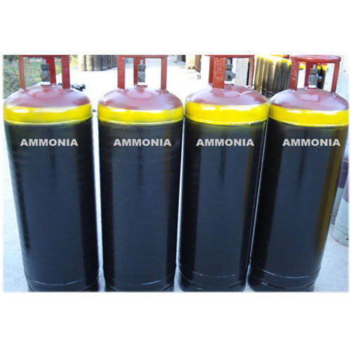 Empty Cylinders - Empty Ammonia Gas Cylinder Manufacturer from Jaipur