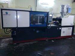 Shubham Plast Three Phase PET Injection Moulding Machine, Capacity: 100 To 500 Ton Per Day, 15-20 Kw