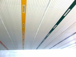 Linear Metal Ceiling Panel
