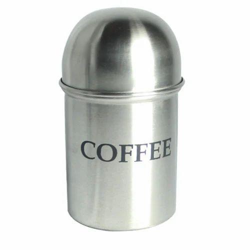 Coffee Storage Container  sc 1 st  IndiaMART & Coffee Storage Container at Rs 100 /piece   Coffee Rakhne Ka Bartan ...
