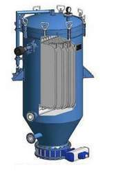 Vertical Pressure Leaf Filters