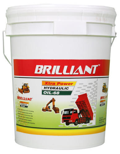 Bharat 68 No  Brilliant Hydraulic Oil 68 No , Packing Size