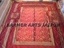 Silk Embroidered Bed Cover