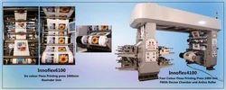 High Speed Flexo 4 Colors Printing Press