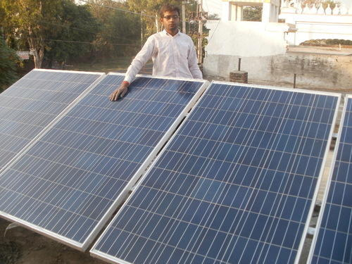 Solar Power Plant Installation Amp Maintenance Service In