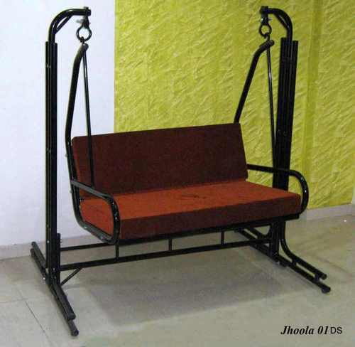 Two Seater Jhoola Premium Outdoor Swings ब हर झ ल