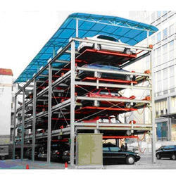 Hydraulic Puzzle Parking Systems