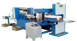 Double Color Automatic Paper Napkin Making Machine