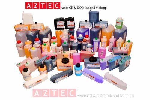CIJ & DOD Ink & Makeup
