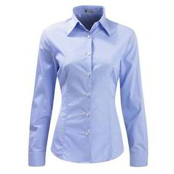 Manufacturers & Suppliers of Ladies Formal Shirts, Women Formal ...