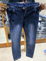 Blue Stretchable Jeans