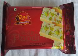 Tasty Chocolate Soan Papdi