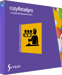 eazyRetailpro Manufacture Management Software