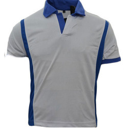 White And Blue Polo Neck Mens Polo Stylish T Shirts