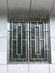 Steel Window Grill