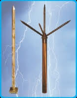 Lightning Arrester Copper Rod